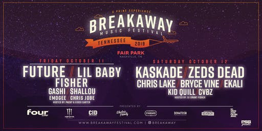 Breakaway Music Festival - Tennessee