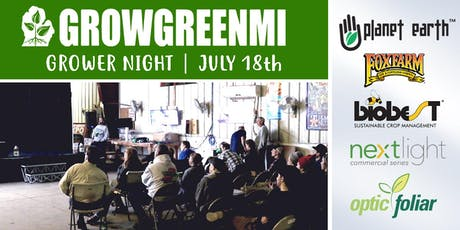 Grower Night with Industry Experts tickets