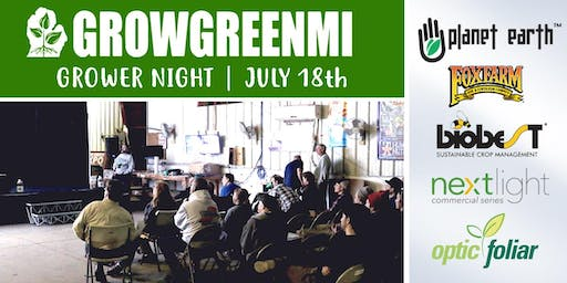 Grower Night with Industry Experts