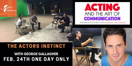 SF Live with The Actor's Instinct tickets