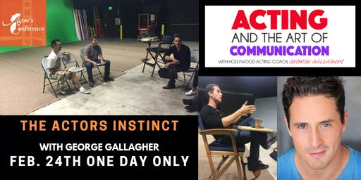 SF Live with The Actor's Instinct