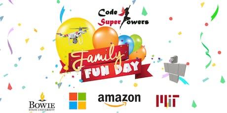 Weekend Power Coding Fun Day! tickets