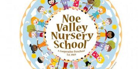 Noe Valley Nursery School Parent Info Night - November 14, 2019 tickets