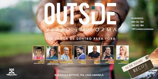 OUTSIDE VERBO EM FORMA