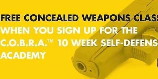 10 Week Adult Self-Defense Academy
