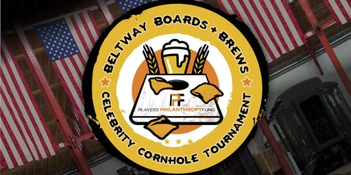 3rd Annual Beltway Boards & Brews Celebrity Cornhole Tournament