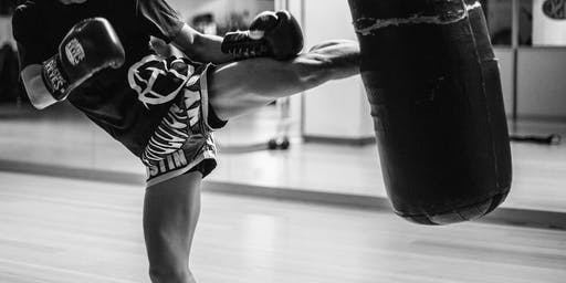 Tone Up Tuesday: Kickboxing (ft. United Martial Arts)