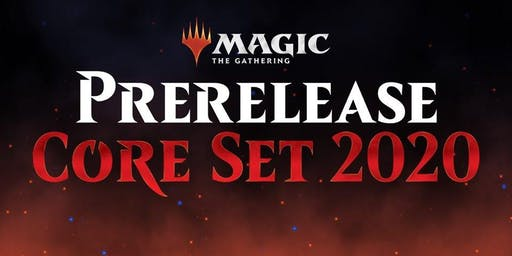 Prerelease - Magic: the Gathering Core 2020 2HG (Sealed)