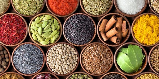Jewish Persian Food Cooking Classes: Spices