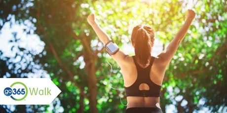 Fitness in the Park: Go365 Walk July tickets