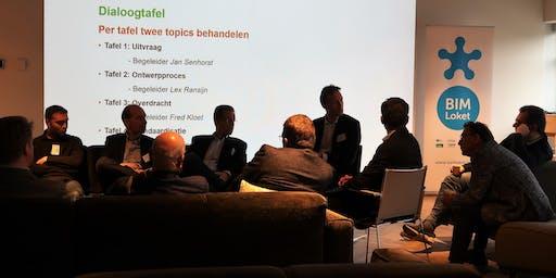 BIM Loket Dialoogtafel: Digitaal samenwerken op de campus van TU Delft