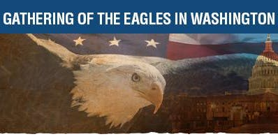 Washington, DC Gathering of the Eagles, October 7-11, 2019!