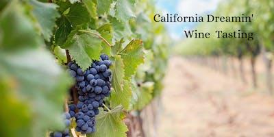 California Dreamin' Wine Tasting