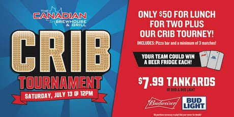 Crib Tournament tickets