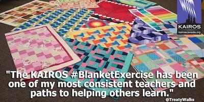 Kairos Blanket Exercise for Teens