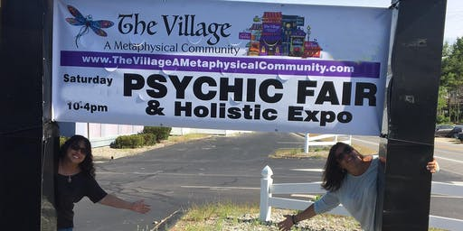 Village Psychic Fair & Holistic Expo