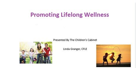 Promoting Lifelong Wellness tickets
