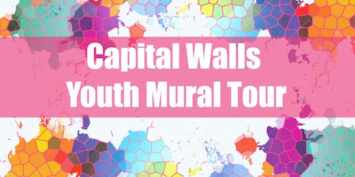 Capital Walls Youth Mural Tour