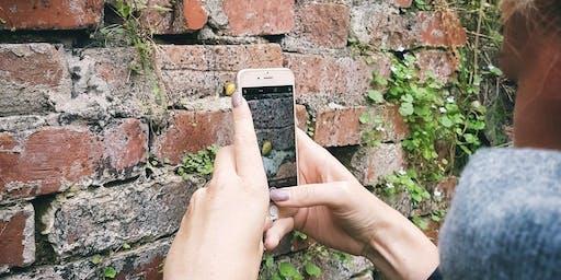 Expeditie Fotograferen met je mobiel