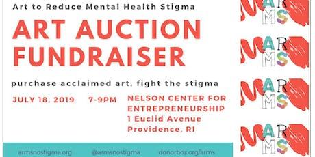 ARMS Art Auction Fundraiser tickets