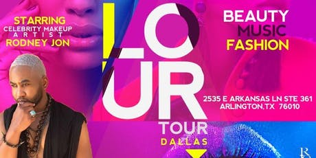Dream in Colour Tour- Dallas tickets