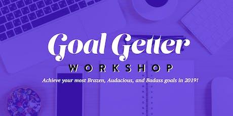 Goal Getter Workshop tickets