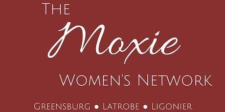Nice Women Negotiate: A Moxie Women's Network Event tickets