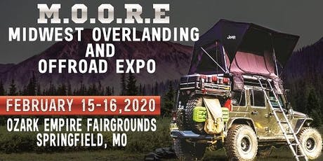 MOORE Expo - Midwest Overlanding and Off-Road Expo tickets