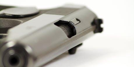 Handgun 101 Class tickets