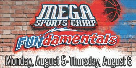 Mega Sports Camp tickets