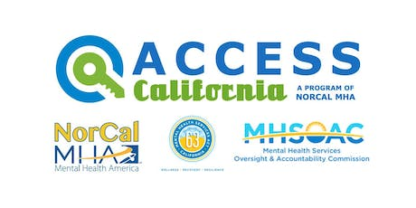RETURN TO RECOVERY | Mental Health Conference presented by ACCESS California and NorCal MHA tickets