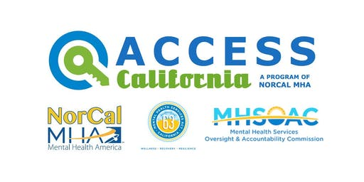 RETURN TO RECOVERY | Mental Health Conference presented by ACCESS California and NorCal MHA