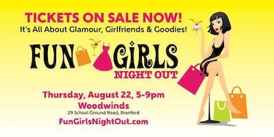 Fun Girls Night Out  - Branford