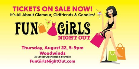 Fun Girls Night Out  - Branford tickets