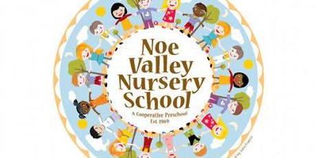 Noe Valley Nursery School Parent Info Night - January 16, 2020 tickets