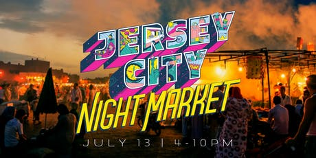 Jersey City International Night Market tickets