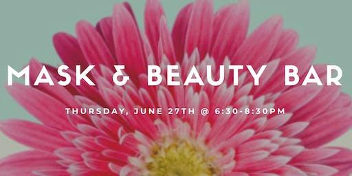 Mask & Beauty Bar