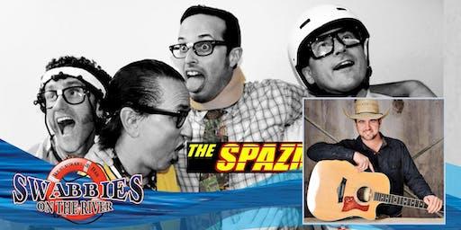 The Spazmatics - Live at Swabbies