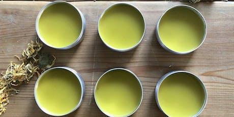 DIY Herbal Salve Making w/ Artemisia Academy tickets