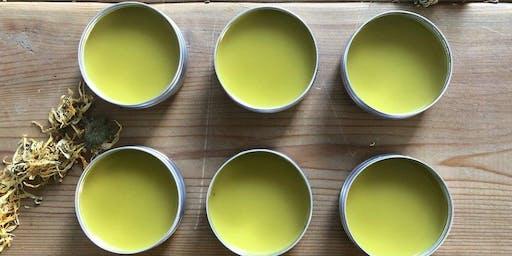 DIY Herbal Salve Making w/ Artemisia Academy