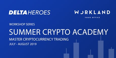 Summer Crypto Academy Series  tickets