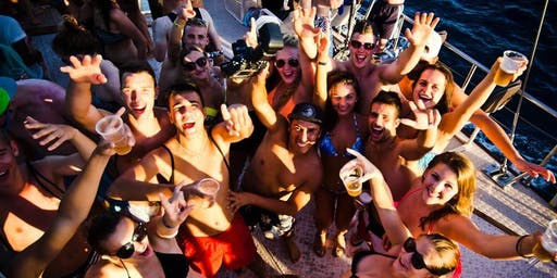 Mtv Party Boat Gran Canaria