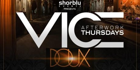 Vice Thursdays tickets
