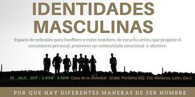 Identidades Masculinas León