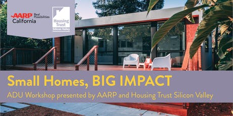 Small Homes, Big Impact: ADU Workshop tickets