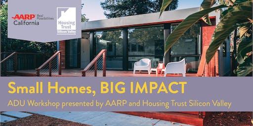 Small Homes, Big Impact: ADU Workshop