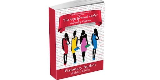 The Gyrlfriend Code Sorority Edition Official Book Signing DMV
