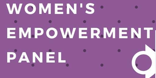 Women's Empowerment Panel #5
