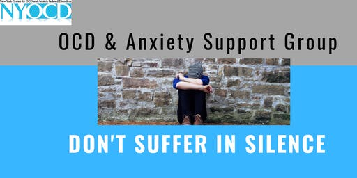 OCD & ANXIETY SUPPORT GROUP