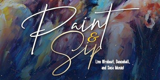 Paradise Paint & Sip